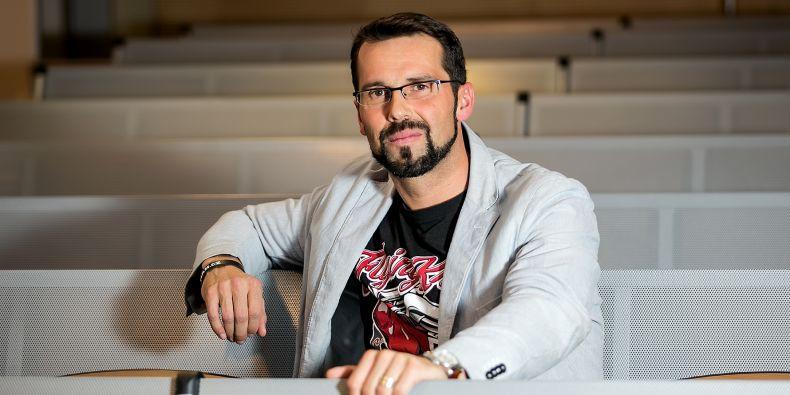 Jiří Kastner se zabývá mimo jiné psychologií koučování.