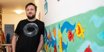 Za svoje působení v roli vychovatele a ředitele zažil Daniel Kusý asi sto dětí.