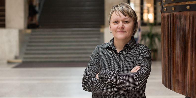 Markéta Selucká z katedry občanského práva uspěla v prosincové volbě.