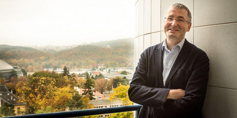 Ekonom Martin Svoboda.