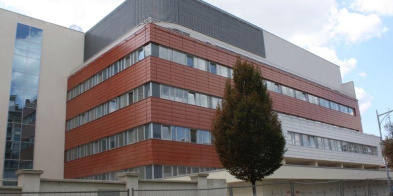 Budova Mezinárodního centra klinického výzkumu (ICRC). Foto: FNUSA.