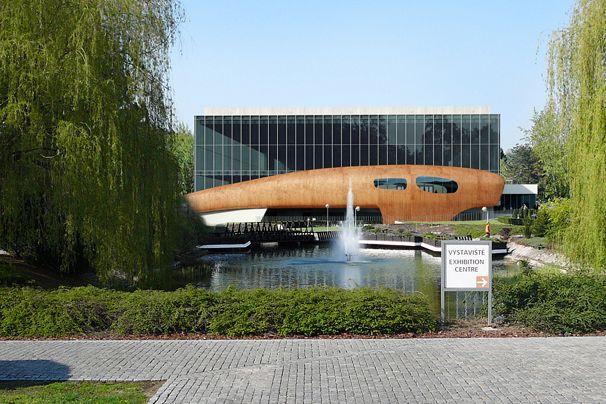 Na projektu se kromě Jihomoravského kraje aměsta Brna podílí také brněnské vysoké školy. Mezi nimi iMasarykova univerzita. Vizualizace: MSCB.