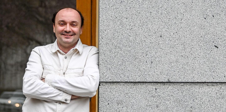 Prorektor pro rozvoj, legislativu a informační technologie MU Radim Polčák.