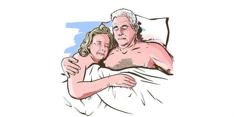 Sexuální život lidí ve vyšším věku je barvitější a ovlivňuje život daleko víc, než by se mohlo zdát.