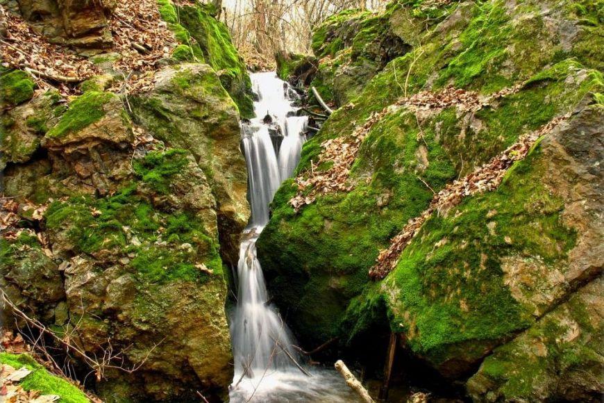 Maršovské vodopády