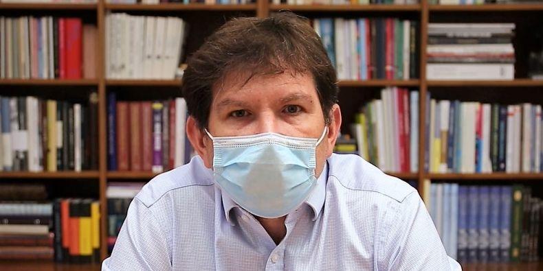 Rektor MU Martin Bareš