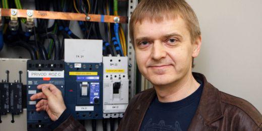 Vedoucí vývojového týmu ISu Michal Brandejs.