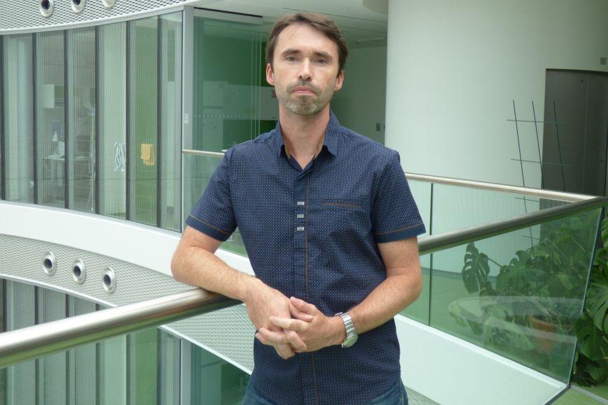 Michal Šmída se bude vCeitecu zabývat identifikací nových možností cílené terapie nádorových onemocnění.