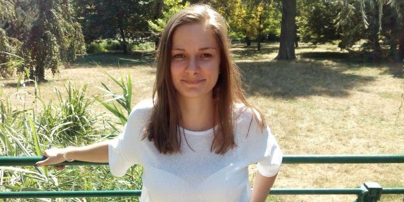 Mladá geografka Mirjana Stanojevic v rámci předmětu Quality of Life sesbírala data od 133 nemocných studentů.