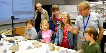 Na přírodovědecké fakultě představí svou práci také geologové.