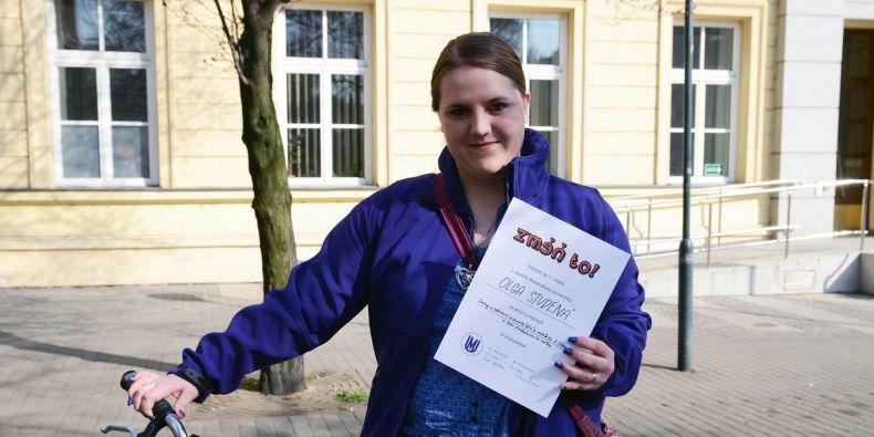 Olga Studená vymyslela projekt na zlepšení vztahů dětí a seniorů.