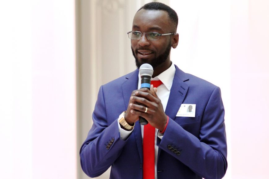 Olusegun Babajide Adedokun stayed in Brno to work at Brno's University Hospital.