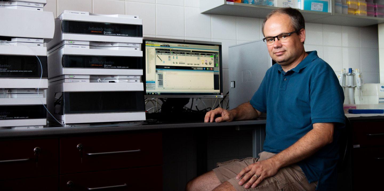 Pavel Bouchal působí v Ústavu biochemie Přírodovědecké fakulty MU.