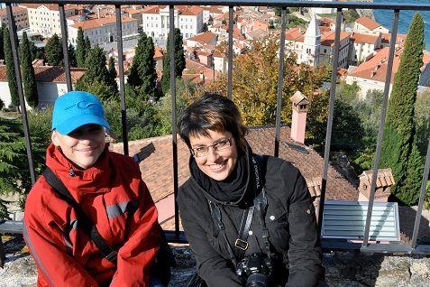 Na Erasmus jsem jela do země, která si libuje varchitektuře, má vkus, hory amoře, píše Pavla Ondrušková.