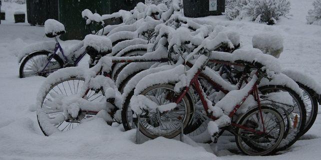 Jednou ráno se ve Slovinsku probudíte a prší a už nepřestane, dokud nezačne sněžit.
