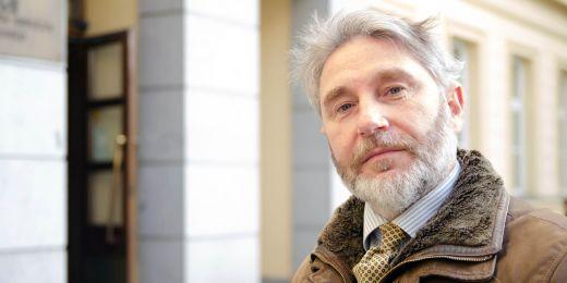 Profesor Petr Osolsobě.