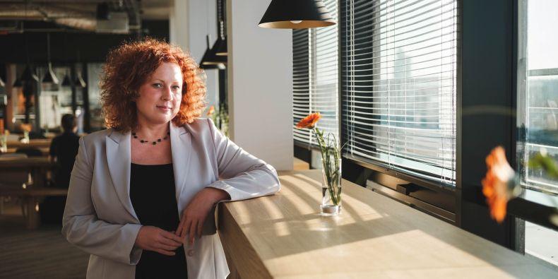 Pracovní prostředí je velké téma, ale dnes už ho umí kdekdo, není to už nic ojedinělého, říká ředitelka oddělení lidských zdrojů firmy Avast Petra Vahalová.
