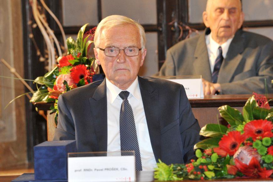 Pavel Prošek.