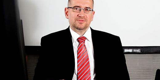 Masarykovu univerzitu vede od 1. září nový rektor Mikuláš Bek. Foto: Sedmička.