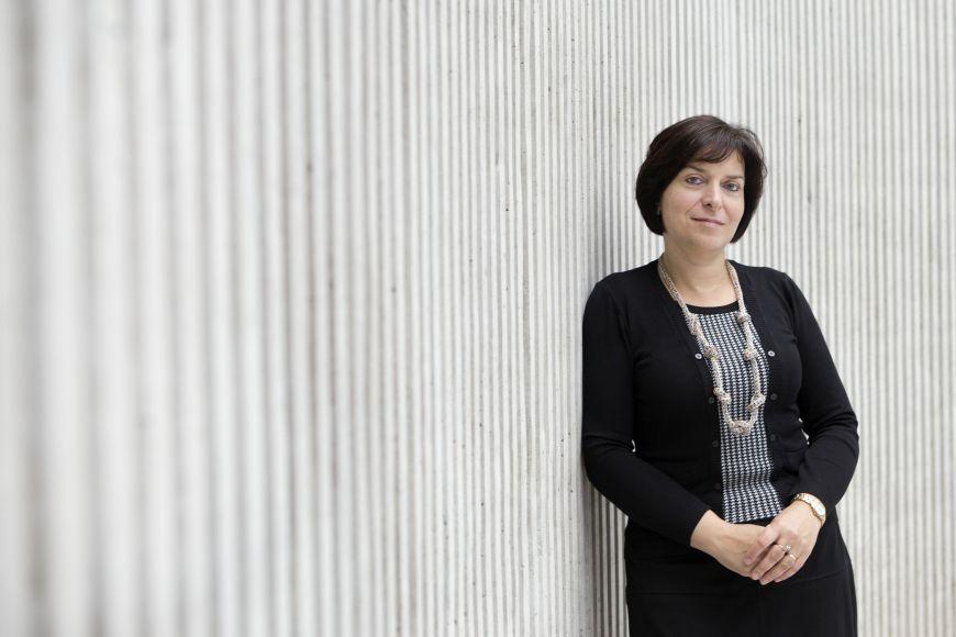 Irena Rektorová.