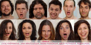 Obsazení opery Příležitost dělá zloděje. Zdroj: Propagační plakát.