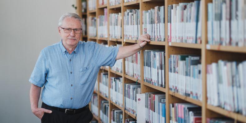 Zbyněk Sviták z Filozofické fakulty MU je jedním z držitelů Ceny rektora pro vynikající pedagogy za rok 2020.