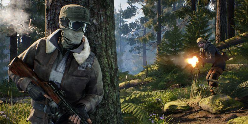 Ukázka ze hry Vigor od Bohemia Interactive.