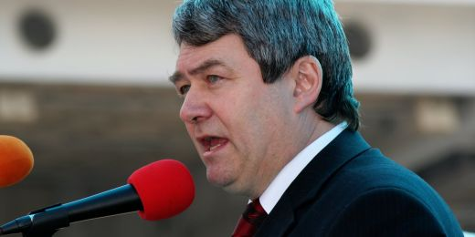 Současný předseda KSČM Vojtěch Filip.