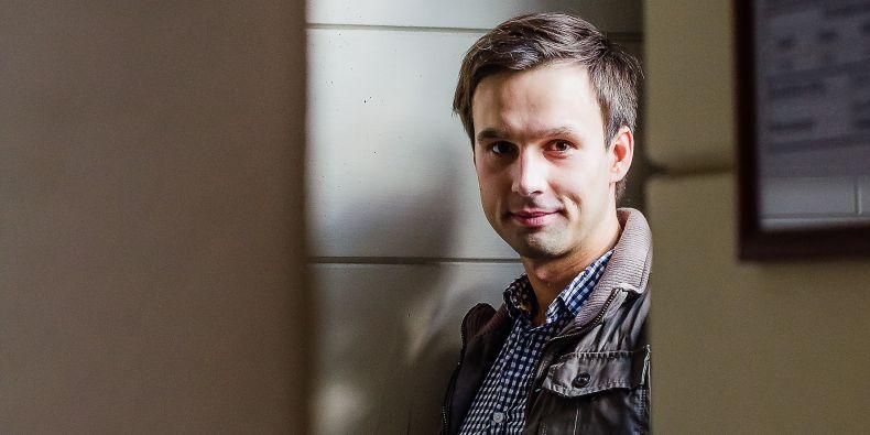 Ladislav Vyhnánek studuje na právnické fakultě.