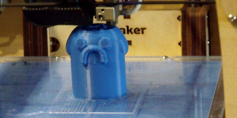3D tiskárny umí už nyní vyrobit řadu věcí z různých materiálů.