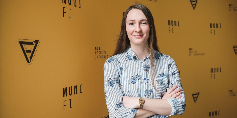 Klára Petrovičová, studentka oboru umělá inteligence a zpracování přirozeného jazyka.