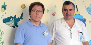 Karel Zitterbart (vlevo) a Jaroslav Štěrba pomohli odhalit příčinu vzniku části mozkových nádorů.