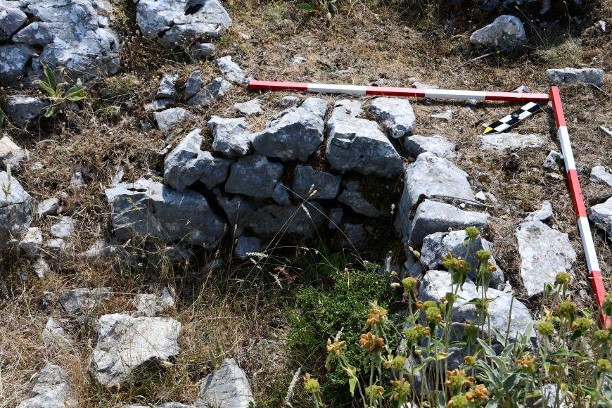 Pozůstatky starověké architektury na lokalitě Gusmar.