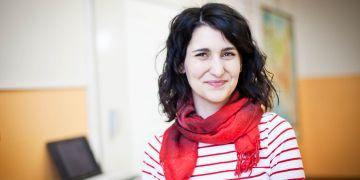 Absolventka pedagogické fakulty Jana Hrubá učí na základní škole dějepis a český jazyk.