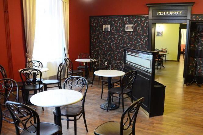 Kavárna je otevřená ve všední dny od 9do 19hodin.