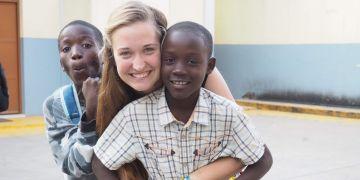 Jaké to je jet jako dobrovolník pomáhat do Angoly bude 6. března vyprávět Anna Ambrozková.