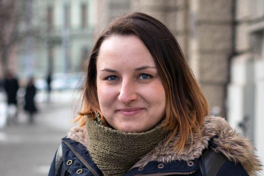 Tereza Kadrnožková.