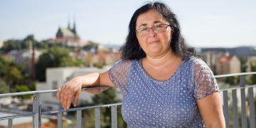 Lenka Gulová se věnuje multikulturní výchově.