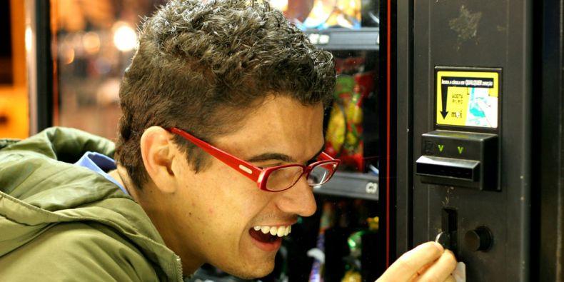 """V poslední době se můžeme setkat s novými složenými podstatnými jmény, která se tvoří podle slova """"automat"""". Ilustrační foto: www.sxc.hu."""