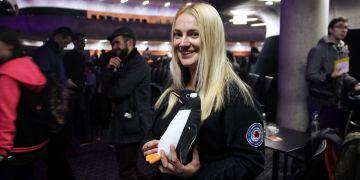 Vítězkou se nakonec stala Barbora Chattová, která svým polárním výzkumem publikum zaujala nejvíc.