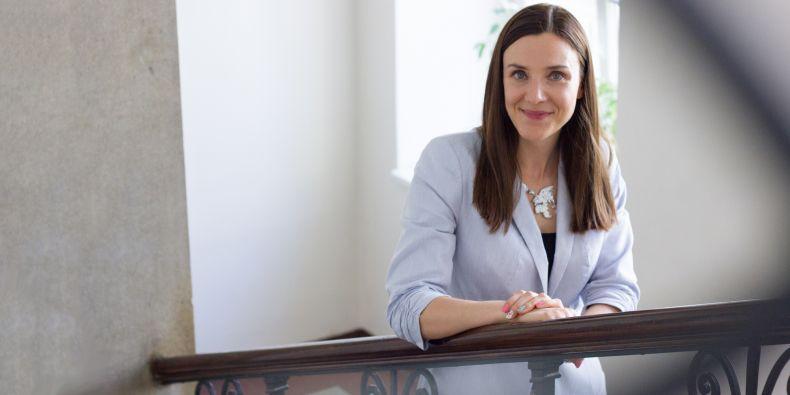 Barbora Padrtová bude za pár týdnů reprezentovat Česko na setkání ministrů zemí Arktické rady a zemí, které jsou v Arktidě vědecky aktivní.