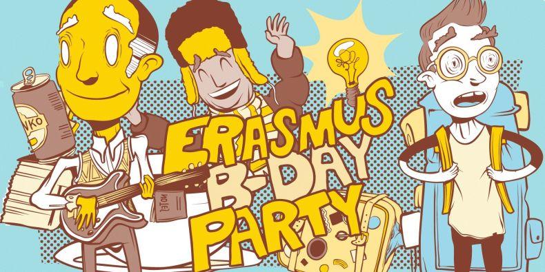 Mezinárodní narozeninová oslava začne v úterý 27. listopadu v 18 hodin na Flédě soutěžním pub quizem v angličtině. Od 21 hodin začínají hudební vystoupení kapel.