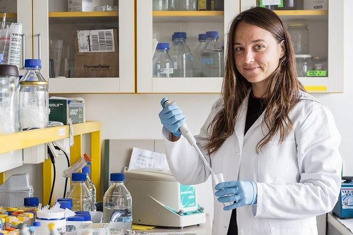 Dáša Bohačiaková (rozená Doležalová) m? že idíky podpoře Nadačního fondu Neuron pokračovat ve svém studiu neurálních kmenových buněk.