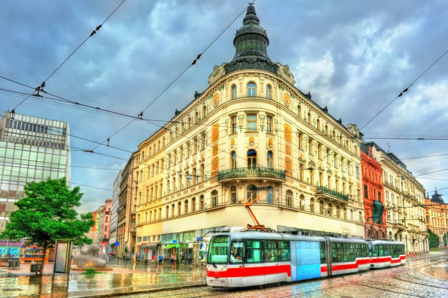 Brno is rated among the best student cities in the world for its attractiveness, easy navigation, nightlife, and friendly student community.