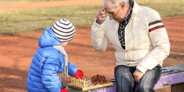 U lidí s rozumově náročnými koníčky se demence vyskytuje méně.