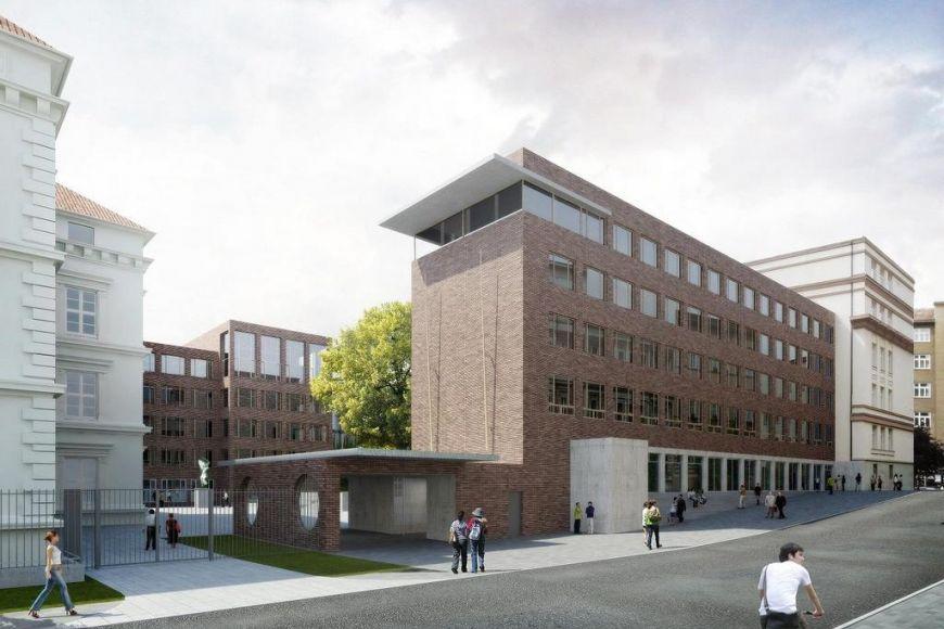 Takhle bude vypadat Filozofická fakulta MU vroce 2018.