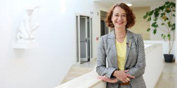 Catherine Horel se zabývá multikulturalismem měst v habsburské monarchii a jedním ze zkoumaných míst je i Brno.