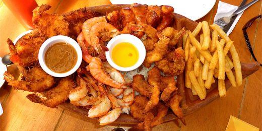 Bez focení exotického jídla, už by to dnes nešlo. Nezapomeňte se ale taky najíst.