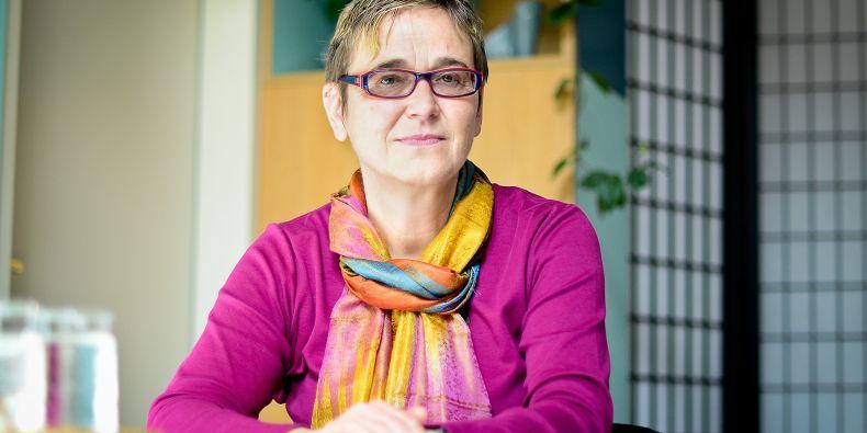 Ředitelka Centra jazykového vzdělávání MU Hana Reichová.