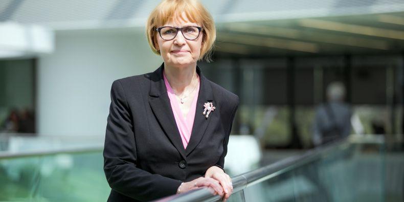 Dagmar Kuchtová, generální ředitelka Svazu průmyslu a dopravy.